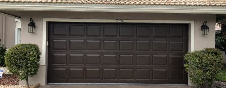replace the garage door
